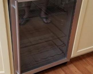 GE Monogram wine fridge