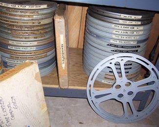 Vintage 16mm movies