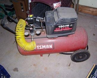 CRAFTSMAN 5HP 150PSI AIR COMPRESSOR