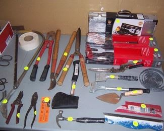 TOOLS AND  NEW  UTENSILS FOR GRILL