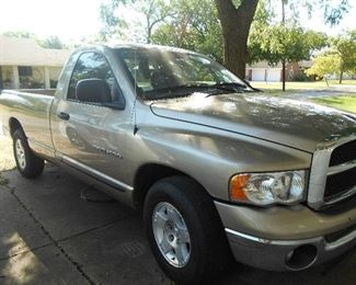 2004 Dodge Ram 1500   Mileage 110K Looks and runs great