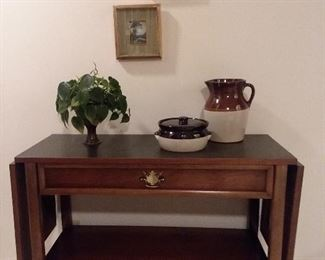 Gorgeous Lane server/buffet on casters