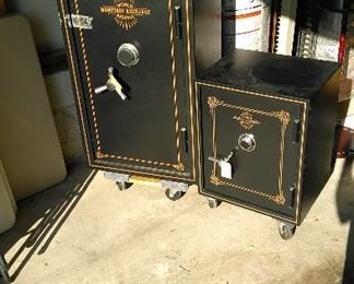 Collectible Presidential Coin safes
