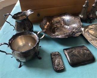 Sterling silver treasures......