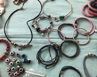 Pandora jewelry!