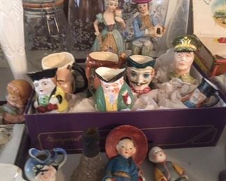 Rare Antique Collectibles from all over the world