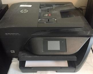 HP Printer, Scanner, Fax