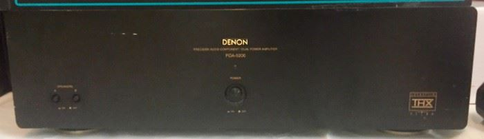 Denon POA-5200 Dual Power Amplifier