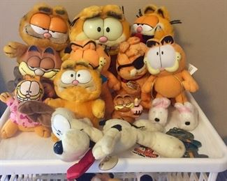 Garfield Stuffed Animals