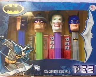 Batman Pez Dispensers