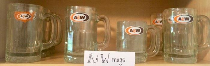 A&W Glasses