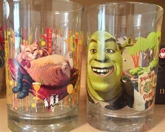 Shrek Glasses