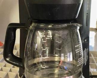 Black N Decker Coffee Pot