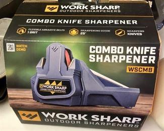 Combo Knife Sharpener