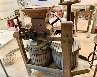 Cider / Wine Press