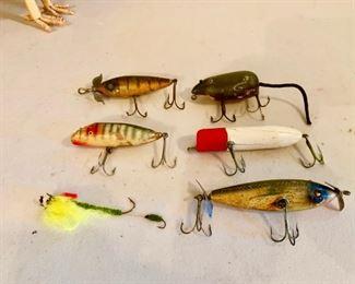 Vintage Fishing Lures