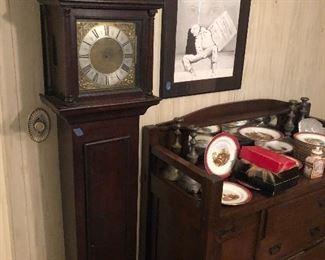 Early 1800's clock