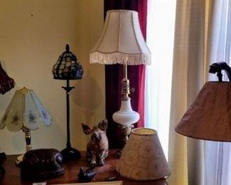 Just a few Lamps