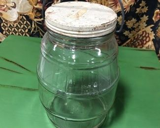 Antique Pickle Jar