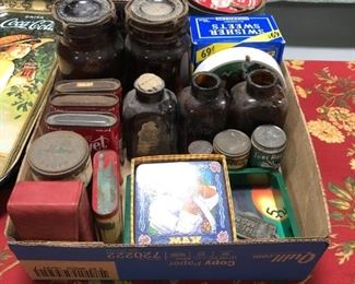 Vintage Misc. Tobacco Lot