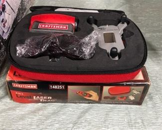 Craftsman Laser Trac Level