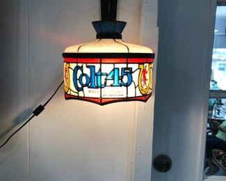 Colt 45 Hanging Light