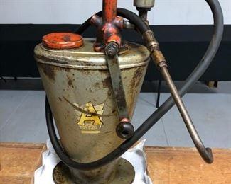 Antique Oil Dispenser