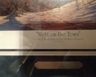 """Night on the Town"""