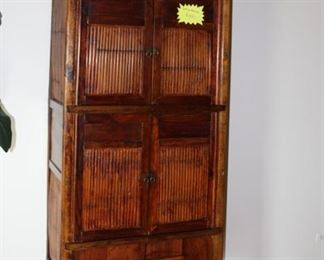 antique armoire with receipts very rare pieces from China