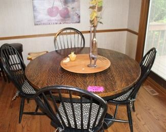 kitchen table and chairs from Ethan Allen all receipts are available  If you want to buy furniture prior to sale call 630-701-0161 for more information and to set up an appointment