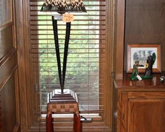 porcupine needle lamp  If you want to buy furniture prior to sale call 630-701-0161 for more information and to set up an appointment