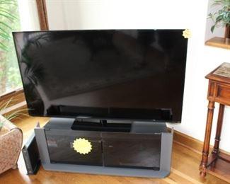 flat screen SMART TV