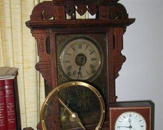 Clocks to repair/restore