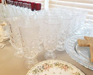 27 PC large water glass set