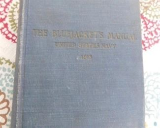 The Bluejacket's manual 1918