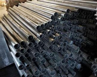 (5) 4in x 10FT Metal Conduit