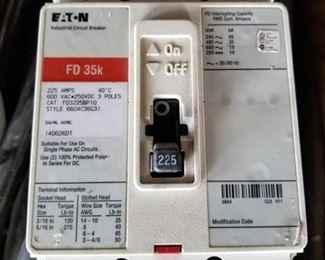 Eaton Industrial Circuit Breaker FD35K