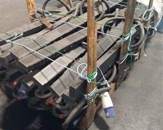 (5) Industrial Power Strips