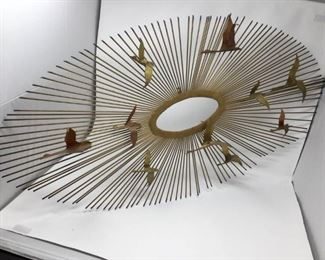MCM C. Jere Sunburst & Birds Wall Sculpture https://ctbids.com/#!/description/share/206513