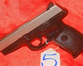 SMITH & WESSON SW40VE 40 AUTO 1-MAG