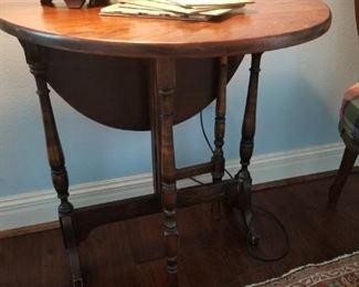 charming gateleg table SOLD