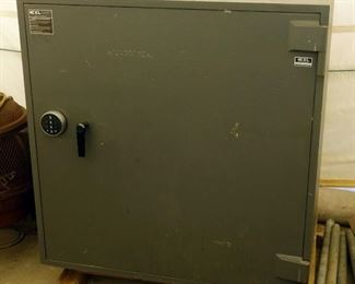"HIgh Security EXL Steel Plate Security Safe Model TL-30, 42.75""H x 42.5""W x 34 5/8""D, SN# 742690"