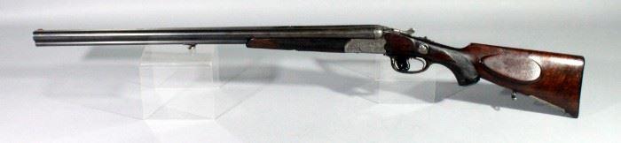 Aug. Jung Viernau R. Suhl Krupp Laufstahl Nitro 16ga/7.8mm 3-Barrel Rifle/Shotgun Combo SN# 480