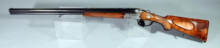 Fluss Stahl Krupp Essen Nitro 16 ga/8mm Or 7.92 3-Barrel Rifle/ Shotgun Combo SN# 415