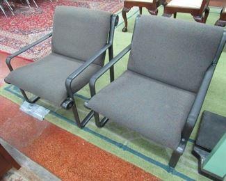 Hannah & Morrison/Knoll Chairs