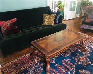 Antique Mahogany Coffee Table (2 of these also)