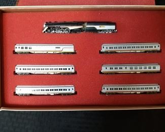 The Valley Flyer N Gauge train set