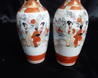 Vintage Japanese Vases