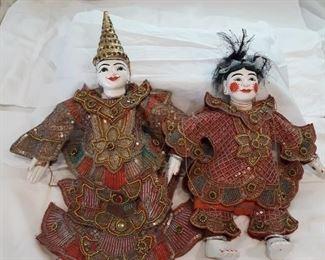 2 Asian Dolls