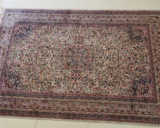 Large Persianstyle rug